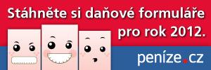 Daňové formuláře 2012 ke stažení